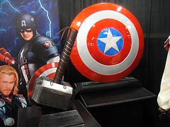 Thor's hammer, San Diego Comic-Con 2011