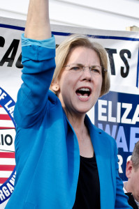 Democratic star Elizabeth Warren