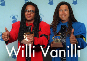 Brian Williams as Willi Vanilli