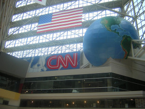 CNN Center: Capital of obsolete old media?