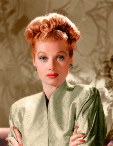 Famed Hispanic Lucille Ball