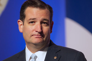 Ted Cruz, clowniest passenger in the GOP Clown Car?