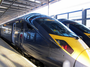 High speed trains in London