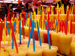 The politics of plastic straws