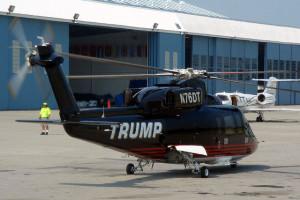 Trump copter