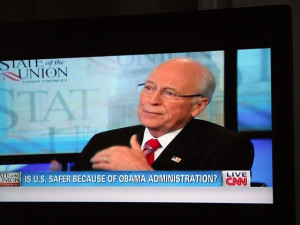 Dick Cheney, CNN's go-to right wing apologist