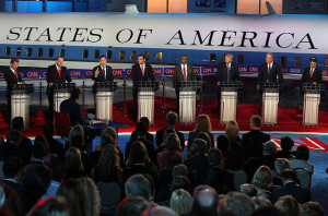Republican Presidential Primary debate, September 16, 2015