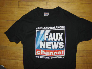 Faux News, the original Fake News