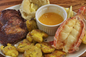 Surf and Turf, a staple of food stamp recipients' diets according to GOP.