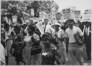 March on Washington for Jobs and Freedom, 1963