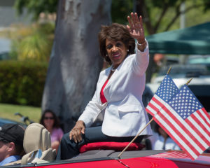 politicususa gets it right on maxine waters avoiding trump s